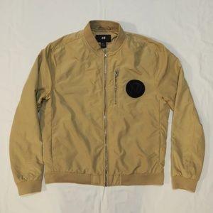 H&M The Weeknd XO Bomber Jacket